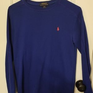 Polo Long Sleeve Thermal